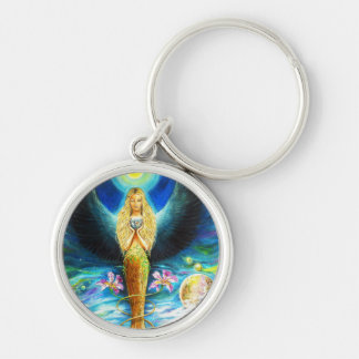 Healing Angel Keychains