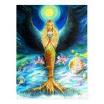 Healing Angel Postcard