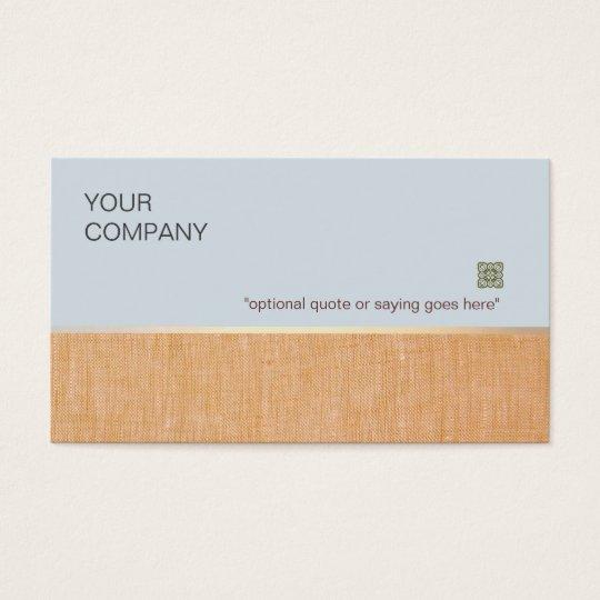 Healing Arts Holistic Health and Wellness Business Card