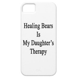 Healing Bears Is My Daughter's Therapy iPhone 5/5S Cases