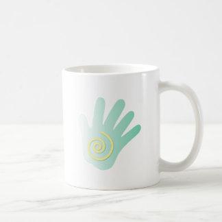 Healing Hand Basic White Mug