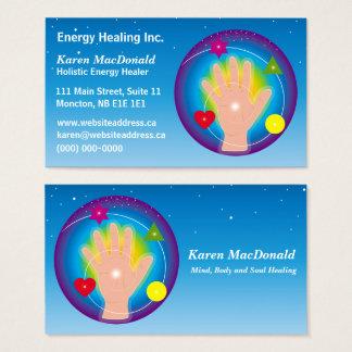Healing Hand Business Card