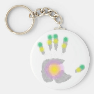 Healing Hand Keychain