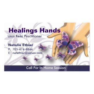 Healing Hands - Business Card-3