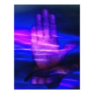 Healing Hands Flyer
