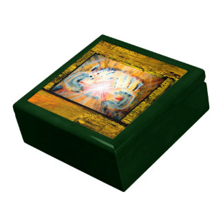 Healing Hands Large Square Gift Box