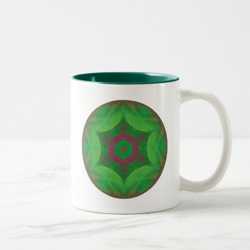 Healing Hands Mandala V2 Coffee Mug