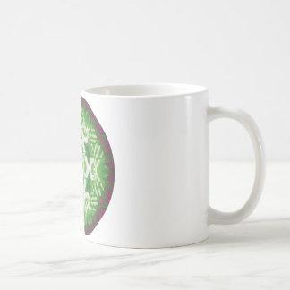 Healing Hands Mandala V3 Coffee Mug