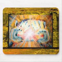 Healing Hands Mousepad