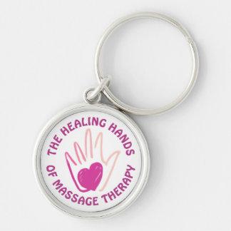 Healing Hands MT Keychain