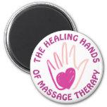 Healing Hands MT Magnet
