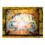 Healing Hands Post Cards