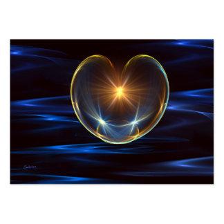 Healing Heart Business Cards