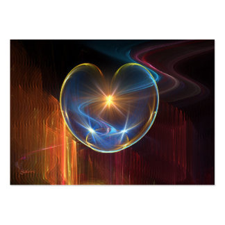 Healing Heart Pack Of Chubby Business Cards