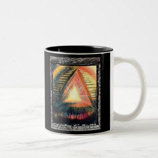 Healing Light Two-Tone Mug