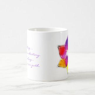 Healing Lotus Basic White Mug