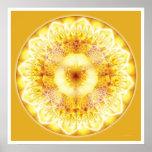 Healing Mandala 1 Poster
