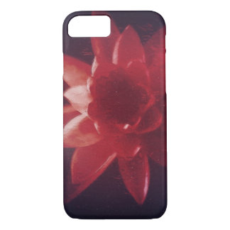 Healing meditation New age namaste Yoga Lotus iPhone 8/7 Case