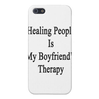 Healing People Is My Boyfriend's Therapy Cover For iPhone 5