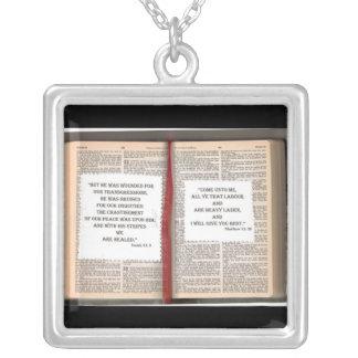 HEALING SCRIPTURES CUSTOM NECKLACE
