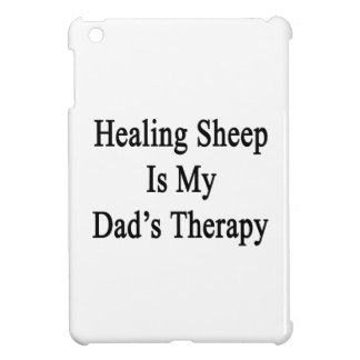Healing Sheep Is My Dad s Therapy Cover For The iPad Mini