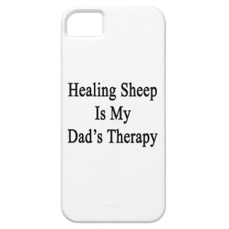 Healing Sheep Is My Dad s Therapy iPhone 5 Cover