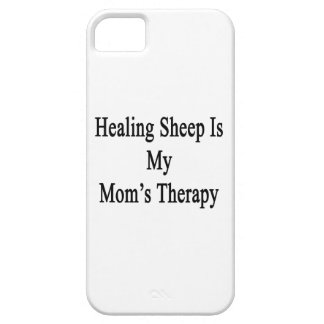 Healing Sheep Is My Mom s Therapy iPhone 5 Case