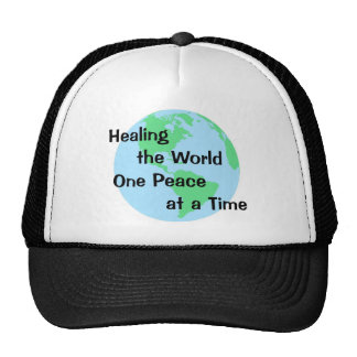 Healing The World Hat