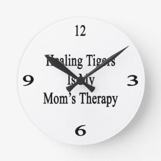 Healing Tigers Is My Mom s Therapy Clocks
