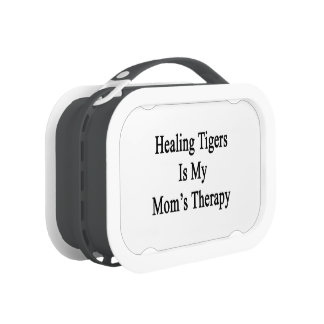 Healing Tigers Is My Mom s Therapy Lunch Box