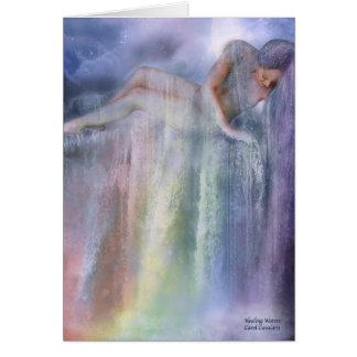Healing Waters Art Card