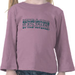 Health and Safety Officer 3% Talent T-shirt