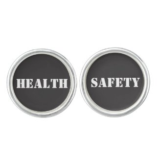 Health and Safety Words Design