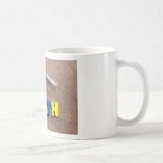 Health Basic White Mug