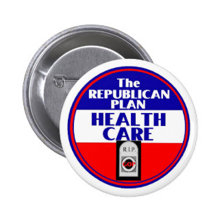 Health Care 6 Cm Round Badge