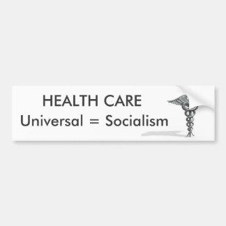Health Care Bumper Sticker 1