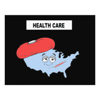 HEALTH CARE FULL COLOR FLYER