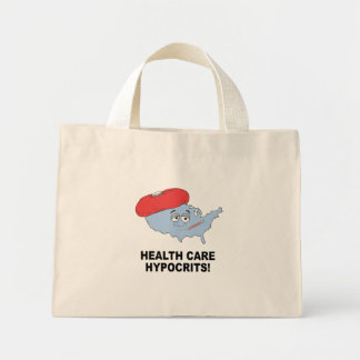Health Care Hypocrits Bags