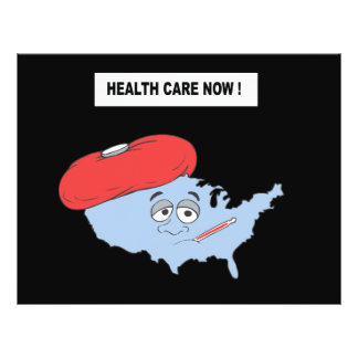 HEALTH CARE NOW PERSONALIZED FLYER