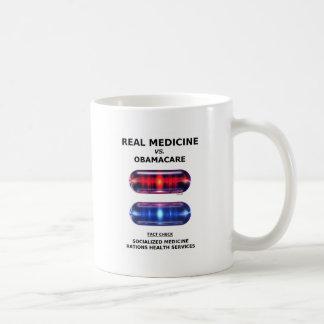 Health Care Rationing Basic White Mug
