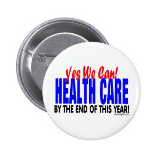 Health Care Reform Button