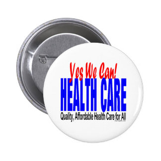 Health Care Reform Buttons
