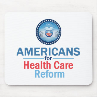 HEALTH CARE REFORM Mousepad