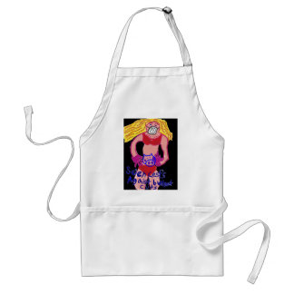 Health Care Reform  Now! Standard Apron
