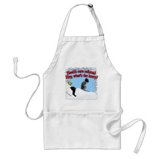 Health Care Reform What's the Hurry? Standard Apron