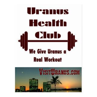 Health Club Postcard