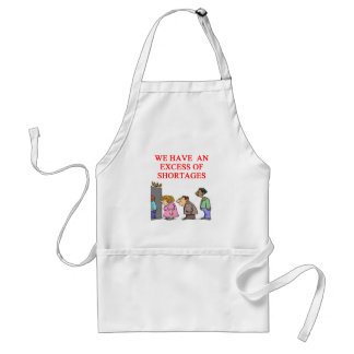 health cre shortage adult apron
