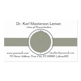 Health Doctors Office Appointment Healthcare Pack Of Standard Business Cards