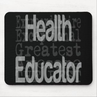 Health Educator Extraordinaire Mouse Mat