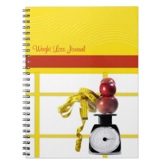Health Fitness Notebook